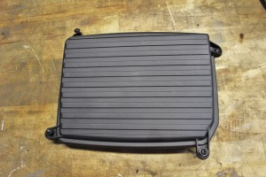 Stock airbox cover