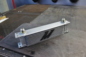 Mishimoto 10-row heat exchanger