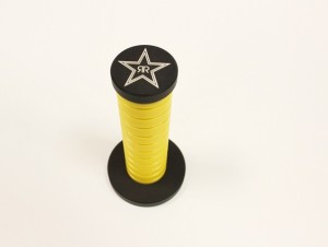 Mishimoto Weighted Shift Knob assembled