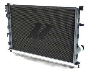 Mishimoto Ford Focus ST radiator 3D model