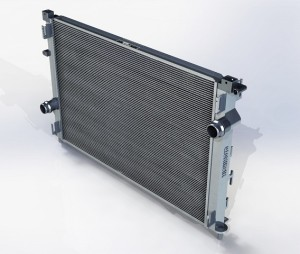 Mishimoto Ford Focus ST radiator 3D model … <a href=