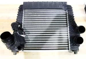 F150 intercooler removed