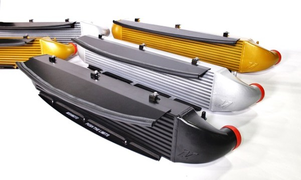 Ford Fiesta ST intercooler prototypes