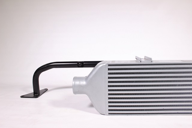 Mishimoto STi intercooler and crash beam