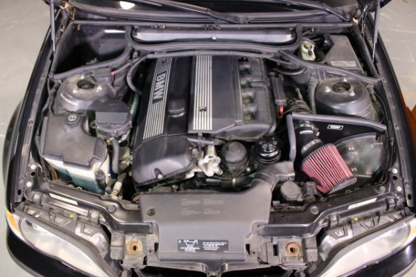 Final E46 intake prototype