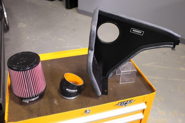Production sample E46 parts