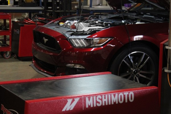 Dyno time for 2015+ Mustang parts