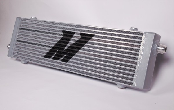 Mishimoto's Mustang Oil Cooler