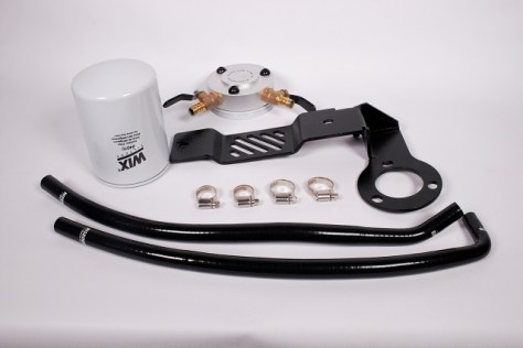 Mishimoto's Titan XD coolant filtration kit