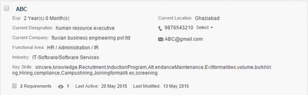 improving recruitment process with resume parsing naukri engineering