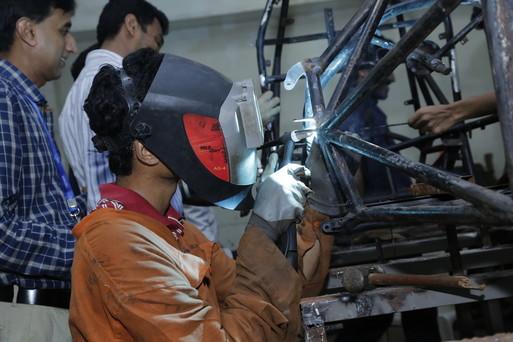 saraswati college automobile dept