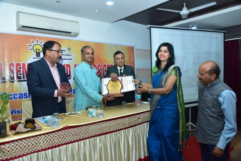 Best Emerging Technical Institute by Dr. P.V. Pawar Research and Innovation Center