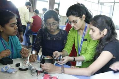 saraswati college extc dept