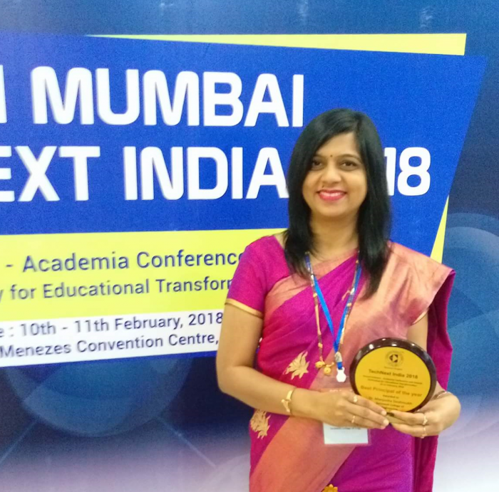 Principal_TechNext_award
