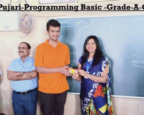 Punitesh-Pujari-Programming Basic -Grade-A-OOP-Grade-A