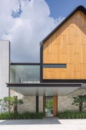 11 Stylish Modern Minimalist House Architecture That Cool And Trendy _ decoratoo