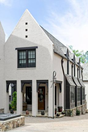 90 incredible modern farmhouse exterior design ideas (56)