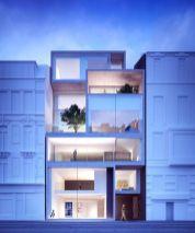 BEST RESIDENTIAL CONCEPT_ Golden Ratio_ a four_unit luxury apartment building in Ghent_ Belgium.