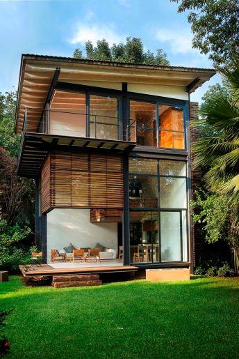 Chipicas Town Houses _ Alejandro Sanchez Garcia Arquitectos_ Mexico