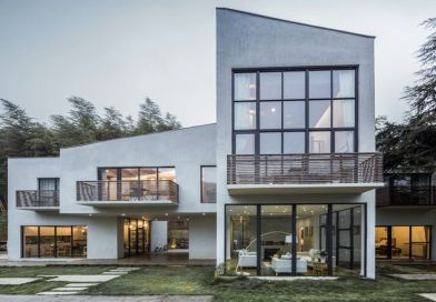 Hidden Valley House _ SU Architects_ © Yilong Zhao