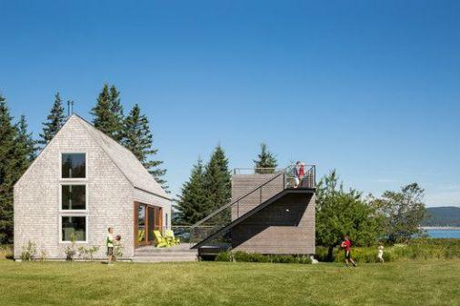 House on an Island _ Elliott Elliott Architecture _ Netfloor USA