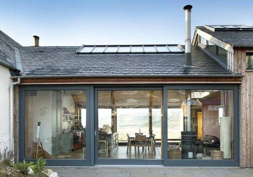 Living large_ cottage extension was no ordinary project
