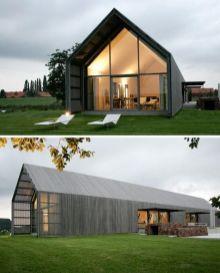 The Barn house _3. Eine moderne Scheune könnte auch einen Yoga Saal oder Behandlunsräume Raum geben.