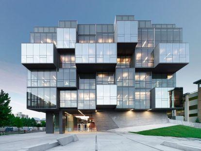 UBC Faculty of Pharmaceutical Sciences _ CDRD _ Saucier _ Perrotte Architectes_ Photo_ Marc Cramer _