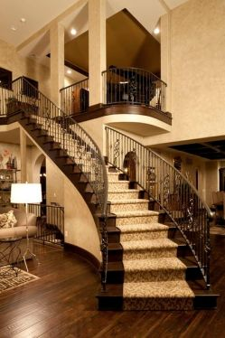 Best images_ photos and pictures about stylish stair carpet ideas _staircarpet _redstaircarpet _st (9)
