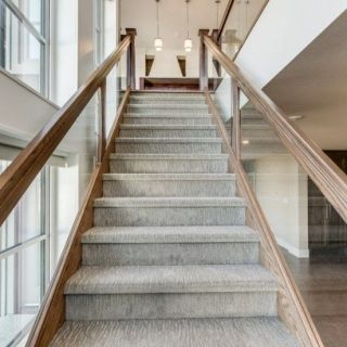 Stringers carpet staircase _ Unique stair carpet installation cost designs that will amaze you. See more ideas around Stair carpet_ Stair mats and Brown carpet. Related suggestion_ Black