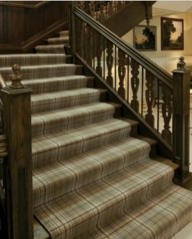 Stylish Stair Carpet Ideas to Enhance the Visual Look of Your Home _staircarpet _carpetideas _stairc