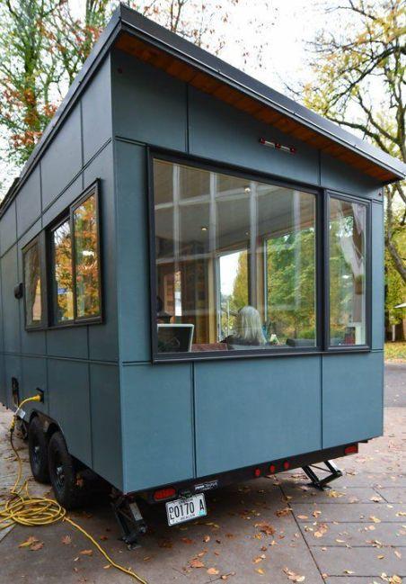 16ft Verve Lux Tiny House by TruForm Tiny 0019