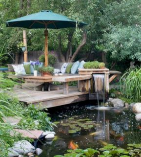 26_ Cool Water Features Ideas Low Budget _decorating _decoratingideas _decorideas