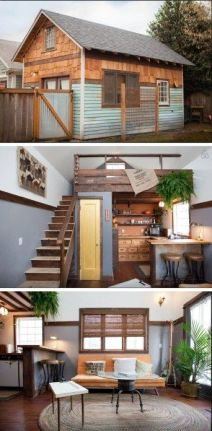 40 The Best Rustic Tiny House Ideas _ HOOMDESIGN
