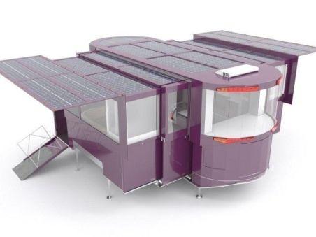 42 Amazing Tiny & Mobile Houses Design _ Engineering Basic