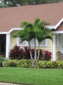 (49_) Front Yard Landscaping Ideas _ Simple Design for Garden & Beds _homeoutdoor _outdoorliving _la (5)