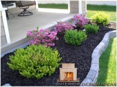 50 Best Front Yard Landscaping Ideas and Garden Designs _LandscapeWithRocks