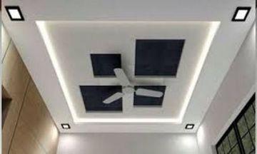 65 New False Ceilings with Cove Lighting Design for Living Room _livingroomideas _livingroomdecor (1)