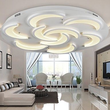 Acrylic LED Modern Llamp