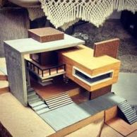 Architectural Model _ Modern _arcfly _archmodels _archilife…