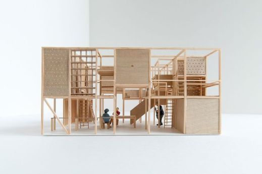 Atelier Bow‐Wow _ Kooperatives Labor Studierender_ Urban Forest Housing is no longer a focus of arc. Today's reality has new players and the latest social_ economic and cultural dynamics have p