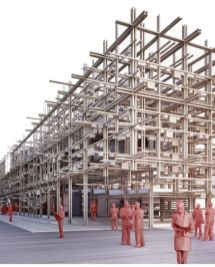 Austrian Pavilion _ EXPO 2015 Milano by Alexander Daxböck_ via Behance