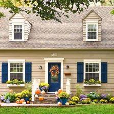 Beautiful Front Yard _frontyardideas _landscapingideas _gardenideas _flowergarden