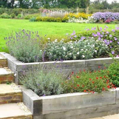 Best Glorious Country Garden Ideas Picture 11