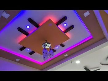 Best Gypsum False Ceiling Design for Hall _ 2018 _ YouTube