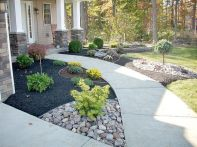 Best pictures_ images and photos about front yard landscaping ideas _homedecor _gardendecor _garden (13)