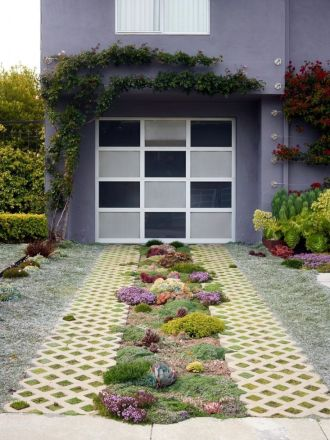 Best pictures_ images and photos about front yard landscaping ideas _homedecor _gardendecor _garden (2)