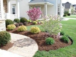Best pictures_ images and photos about front yard landscaping ideas with perennials _homedecor _gar (31)