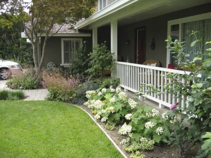 Best pictures_ images and photos about front yard landscaping ideas with porch _homedecor _gardende (3)