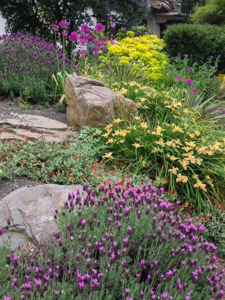 Best pictures_ images and photos about full sun front yard landscaping ideas _homedecor _gardendec (17)